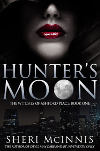 HUNTER'S MOON EBOOK COVER COMPLETE